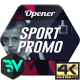 Sport Promo Motivational - VideoHive Item for Sale