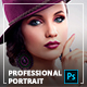 Professional Portrait Photoshop Action - GraphicRiver Item for Sale