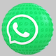 Whatsapp 3D Loop - VideoHive Item for Sale