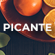 Picante - Restaurant & Food WordPress Theme - ThemeForest Item for Sale