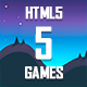 Falling Dots - HTML5 Game + Mobile Version! (Construct-2 CAPX) - 56