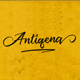 Antiqena Script