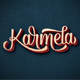 Karmela Script - GraphicRiver Item for Sale
