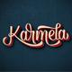 Karmela Script - GraphicRiver Item for Sale