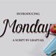 Monday Script - GraphicRiver Item for Sale