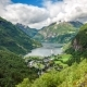 Geiranger Fjord, Norway - VideoHive Item for Sale