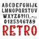 Retro Decorative Font - GraphicRiver Item for Sale