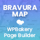 Bravura Map for WPBakery Page Builder - CodeCanyon Item for Sale