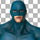 Super Hero With Blue Suit - VideoHive Item for Sale
