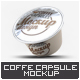 Coffee Capsules Mock-Up - GraphicRiver Item for Sale