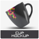 Cup Mock-Up - GraphicRiver Item for Sale