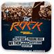 Rock Concert v3 Flyer
