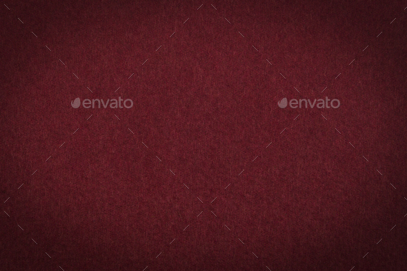 Burgundy paper with vignette, a background  - Stock Photo - Images