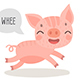 Pigs - GraphicRiver Item for Sale