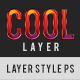 Metallic Layer Styles - GraphicRiver Item for Sale