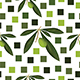 seamless pattern with green olive tree - 3DOcean Item for Sale