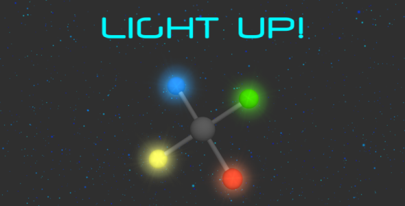 Light Up Complete Unity Game (Admob integrated) - CodeCanyon Item for Sale