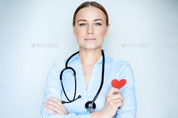 Heart transplant center - Stock Photo - Images