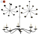 Lucca Chandelier 3d - 3DOcean Item for Sale