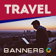 Travel Banners - Updated!