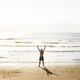 Senior caucasian man standing at the beach - PhotoDune Item for Sale
