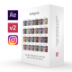 Instagram Filter | 50 Color Grading Presets - VideoHive Item for Sale
