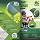 Golf Flyer Bundle