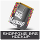 Paper Shopping Bag Mock-Up - GraphicRiver Item for Sale