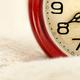 Time management - details of old retro alarm clock - PhotoDune Item for Sale