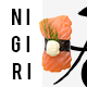 Nigiri - A Modern Restaurant WordPress Theme - ThemeForest Item for Sale