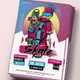 Pop Skate Fest flyer - GraphicRiver Item for Sale
