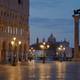 San Marco square with lion on column in Venice - PhotoDune Item for Sale