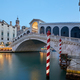 The Grand Canal and Rialto bridge with people in Venice, Italy - PhotoDune Item for Sale