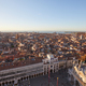Elevated view of Venice with square and rooftops, Italy - PhotoDune Item for Sale