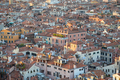 Aerial view of Venice rooftops before sunset, Italy - PhotoDune Item for Sale