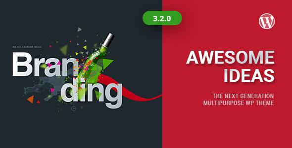 Download Awesome Ideas | Multipurpose Business WP Theme nulled Preview 20image