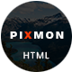 Pixmon - Multi-Purpose Onepage Template