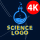 Science Logo - VideoHive Item for Sale