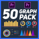 50 Graphs Pack - VideoHive Item for Sale