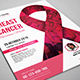 Breast Cancer Awareness Flyer - GraphicRiver Item for Sale