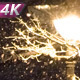 Street Lantern and Night Snowfall - VideoHive Item for Sale