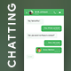 Chatting & Group Chatting App UI Kit  |  Jespher Chats - GraphicRiver Item for Sale