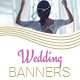 Wedding Web Banners - GraphicRiver Item for Sale