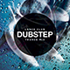 Dubstep Trance Mix Flyer - GraphicRiver Item for Sale
