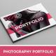 Photography Portfolio Template - GraphicRiver Item for Sale