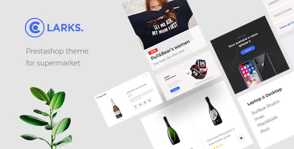 Leo Clark Multistore Prestashop Theme for Digital, Electronics & Hi-Tech Store - Technology PrestaShop