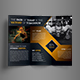 Fitness Trifold Brochure - GraphicRiver Item for Sale