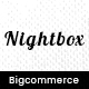 Nightbox - Multipurpose Stencil BigCommerce Theme