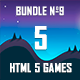 5 HTML5 Games + Mobile Version!!! BUNDLE №9 (Construct 2 / CAPX) - CodeCanyon Item for Sale