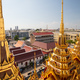 The ancient Loha Prasart buddhist temple in Bangkok, Thailand - PhotoDune Item for Sale